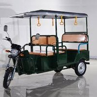 Rechargeable Battery Operated Rickshaw