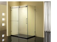 Glass Sliding Stainless Steel Shower Doors