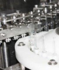 Ampoule Filling Line Machine