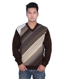 Mens Acrylic Designer Sweater