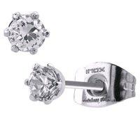 American Diamond Studs