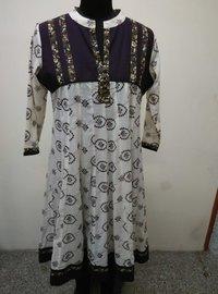 Anarkali Embroidered Dress