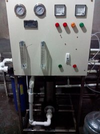 Commercial RO Water Treatment Plant (250 LPH)