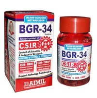 Diabetics Tablets Bgr-34