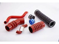 Turbocharger And Cac Hoses