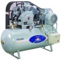 Air Cooled Compressors (10-15 HP Oil Free)