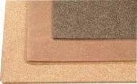 Rubberised Cork Sheets