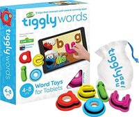 Tiggly Words Interactive Learning Toys With Award Winning Language