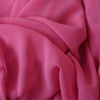 Pink Chiffon Fabric
