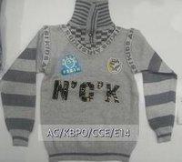 Boy Woolen Pullover