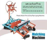 Mulch Film Laying Mulching Machine