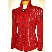 Cost-Effective Ladies Fancy Cardigan