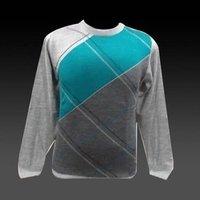 Mens Round Neck Designer Sweater
