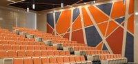 Auditorium Acoustical Wall Paneling Service