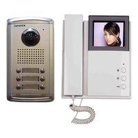 Multi Apartment Video Audio Door Phone