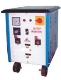 Dc Arc Welding Thyristor Control And Power Sever