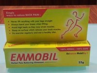 Emmobil Herbal Pain Reliving Ointment