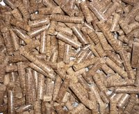 Birch And Beech Wood Pellets