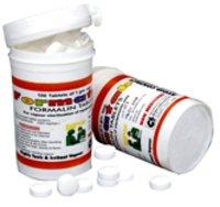 Formalin Tablets / Paraformaldehyde Tablets