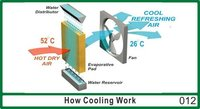 Cooling System (Air Cooler)