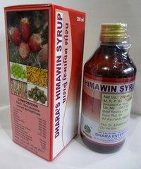 Dhara Himawin Herbal Syrup