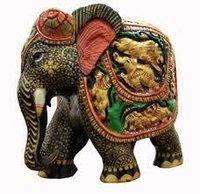 Handicrafts Elephant Statues