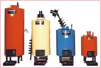 Biomass Based Wood Burning Stove ( Water Heaters)