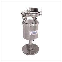 Dedusting And Deburring Machine