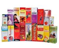Ayurvedic Fruit Syrups