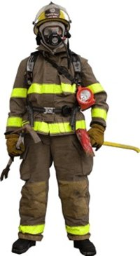 Fire-Protection Suit