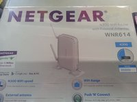 Wifi Router With External Antenna (N300)