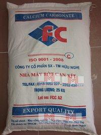 Coated Caco3 Powder Fcc A5