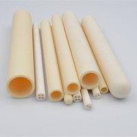 High Temperature Alumina Ceramic Insulator Tube (BSO)