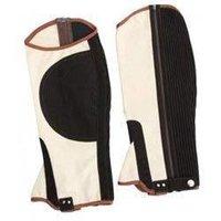 Designer Equestrian Leather Chap