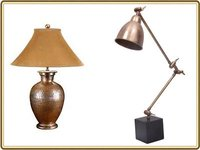 Handicraft Table Lamp