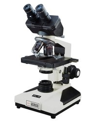 BINOCULAR RESEARCH MICROSCOPE