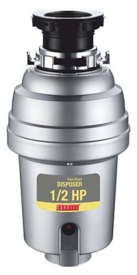 Heavy Duty Food Waste Disposer With Air Switch