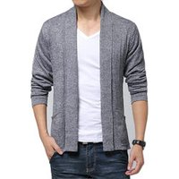 Men'S Stylish Cardigan Sweater