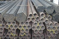 Rounded Erw Pipes
