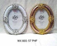 WX 855-57 Plastic Photo Frames