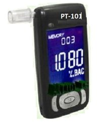 Alcohol Breath Analyzer (PT 101)