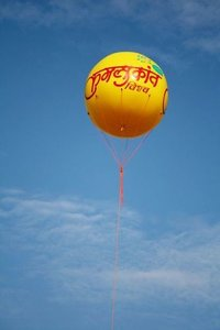 Balloon Advertisement Services