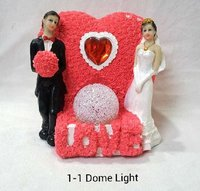 1-1 SP Dome Light Showpiece