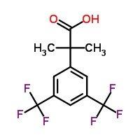 2-(3,5-Bis(Trifluoromethyl)Phenyl)-2-Methyl Propanoic Acid