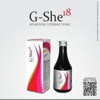 G-She 18 Tonic (Ayurvedic Uterine Tonic) For Franchisee