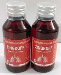 Zingkoff Syrup