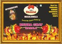 Bhuna Chat Masala