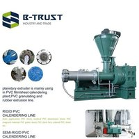 Planetary Extruder For PVC Sheet And Film Calendering Line