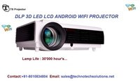 HD Android WiFi Projector