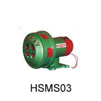 Battery Operated Horizontal Single Mounting Siren